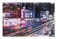 Hong Kong Streets 8 Fine Art Print