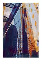 HK Architecture 1 Fine Art Print