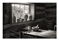Poineer Kitchen Fine Art Print