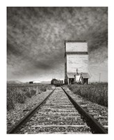End of the Line Fine Art Print
