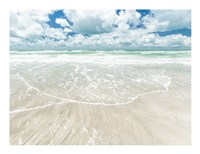 Sky, Surf, and Sand Fine Art Print
