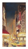 City Lights Fine Art Print