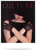 Couture February 1963 Fine Art Print