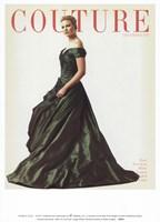 Couture December 1959 Fine Art Print