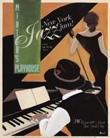 Minton's Playhouse Fine Art Print
