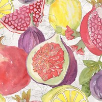Fruit Medley I Framed Print