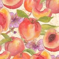 Peach Medley I Fine Art Print