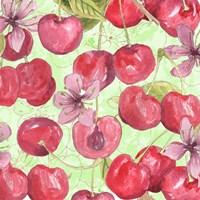 Cherry Medley II Fine Art Print