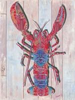 Lobster II Framed Print