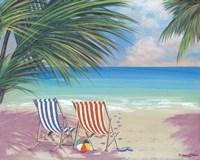 Coastal Bay Fine Art Print