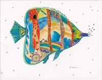 Passion Fish I Fine Art Print