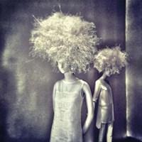 Hair Fine Art Print