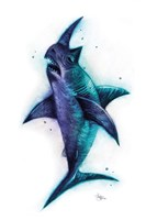 Sharkhino Fine Art Print