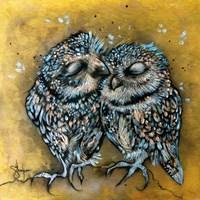 Sweethearts Fine Art Print