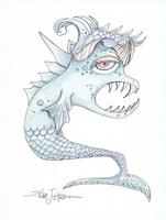 Sea Witch Fine Art Print