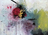 Crazy Floralies 3 Fine Art Print
