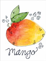 Mango Fine Art Print