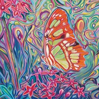 Malachite Marmalade Fine Art Print