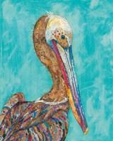 Pelican I Fine Art Print