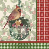 Holly & Berries 2 Fine Art Print