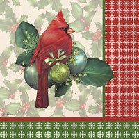 Holly & Berries 5 Fine Art Print