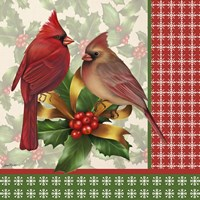 Holly & Berries 8 Fine Art Print