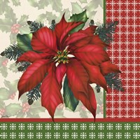 Holly & Berries 9 Fine Art Print