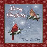 Merry Christmas II Fine Art Print