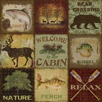 Call Of The Wilderness Fine Art Print