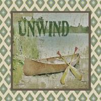 Canoe - Unwind Fine Art Print
