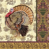 Tom Turkey II Framed Print