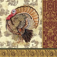 Tom Turkey III Fine Art Print