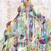 Emi Koussi Framed Print