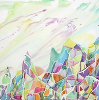 Mount Shishaldin Fine Art Print