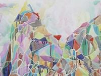 Mount Sidley Fine Art Print