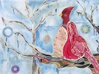 Winter Bird Fine Art Print