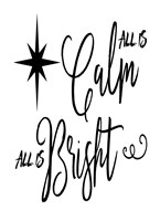 Calm Bright Fine Art Print