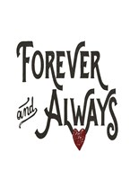 Forever Always Fine Art Print