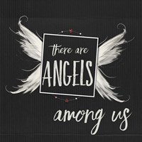 Angels Among Us Fine Art Print