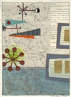 Dangler 4 Framed Print