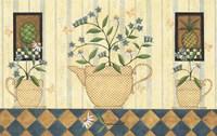 Flower Pot Fine Art Print