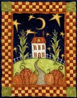 Pumpkin Moon Fine Art Print