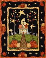 Autumn's Eve Fine Art Print