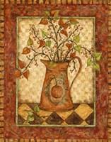 Pumpkin Pitcher Fine Art Print