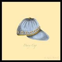 Daisy Cap Framed Print