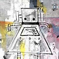 Girly Bot Fine Art Print