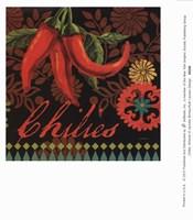 Chiles Fine Art Print