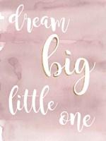 Baby Girl IV Fine Art Print