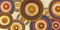 Round-A-Bout II Fine Art Print