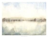Mid Morning Mist II Framed Print